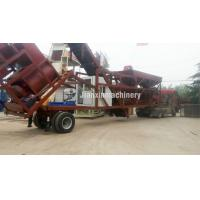 Buy cheap Yhzs Series Yhzs25 Computer Control Semi Automatic 25M3/H Small Ready Mixed Mini Mobile Concrete Plant from wholesalers