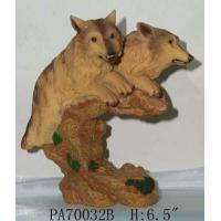 China Polyresin animal figurine on sale