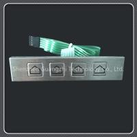 Buy cheap Atm Keyboard Function Keys Around / Front Mounting Customized Layout from wholesalers
