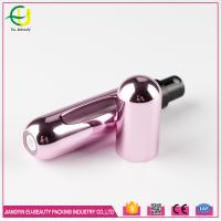 Buy cheap Round aquare empty perfume bottles ISO9001 2008 silk-screen printing from wholesalers