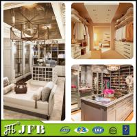 Buy cheap Fittings walk in wardrobes closets cloakroom modular italy design clothes shop aluminum walk in wardrobe product