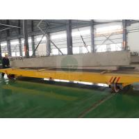 Buy cheap Workshop Electrically Operated Inter Bay Transfer Carts On Rail for Horizontal Transport of Materials from wholesalers