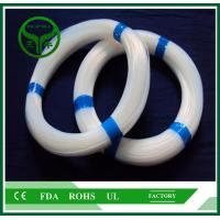Buy cheap FEP rectangle tubing,FEP heat exchanging tube ,size FEP tube from wholesalers