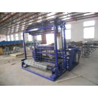 Buy cheap Hinge Joint Field Fence Grassland Cattle Fencing Wire Making Machine , Wire Knitting Machine from wholesalers