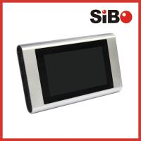 Buy cheap SIBO On Wall Meeting Room Booking Screen With Aluminum Body from wholesalers