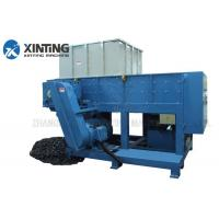 Buy cheap Industrial Paper Film Single Shaft Shredder 600-2000mm Shaft Width Skd11 Blade from wholesalers