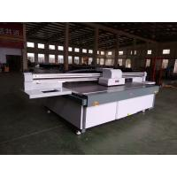 Buy cheap Big Discount! UV Flatbed Printer with RICOH GEN5 heads heads for rigid flat material like glass,ceramics,PVC board,wood from wholesalers