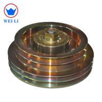 Buy cheap 260mm/210mm 2A2B Clutch bus A/C compressor clutch fits Bock FKX40 from wholesalers