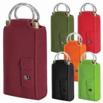 Insulted Neoprene Wine Tote Bag, Wine Bottle Carrier, Wine Carry Tote Bag, Wine Bottle Cooler