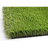 Buy cheap Dtex12000 PP Grid Base Fabric Artificial Grass For Roof Terrace product