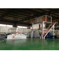 Buy cheap Single Layer PE Film Blowing Machine For HDPE LDPE LLDPE Rotary Die Head from wholesalers