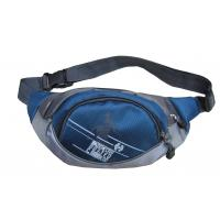 Buy cheap Waterproof Travel Waist Bag / Belt Bag , PU / Leather 600D Polyester from wholesalers