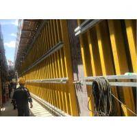Buy cheap H20 Timber Beam Wall Formwork System Safety Protection With Scaffold Bracket from wholesalers