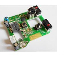 Buy cheap Quick Lead-time Circuit Board Assembly / Multilayer PCB board FR-4 ENIG PCBA manufacturer from wholesalers