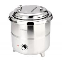 Buy cheap Stainless Steel Electronic Soup Kettle Adjustable Temperature Control Knob 10Ltr 220VAC 380W from wholesalers