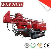 Buy cheap Coal Bed Methane Drainage Top Drive Truck Mounted Drill Rig 1500m Drilling Depth TDR-50 from wholesalers