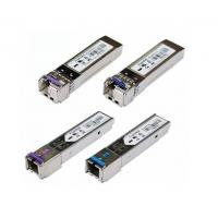 Buy cheap BIDI SFP Module,1.25g sfp bidi China supplier,china factory 1.25g sfp bidi product