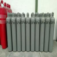Buy cheap CAS 2551-62-4 Industrial Gases SF6 Sulfur Hexafluoride Gases For Tracer Compound from wholesalers