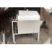 Buy cheap Rolling Dry Fruit Roasting Machine Barrel Shaped Minimal Heat Loss With Seal from wholesalers