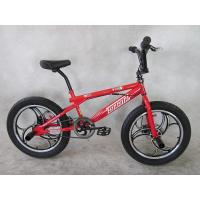 Buy cheap 20 steel red BMX/freestyle bike product