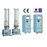 Buy cheap High Acceleration Shock Test Machine , Mechanical Testing Services 210 X 210 Table Size from wholesalers