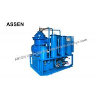 Buy cheap ASSEN CYA Series Centrifugal Oil Separator unit,High Efficiency Oil Centrifuge Machine from wholesalers