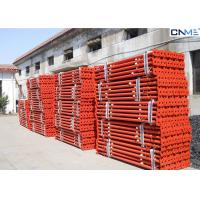 Tripod Shoring Scaffolding Systems / Structural Shoring Systems Vertical Load Bearing