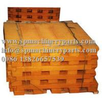 Buy cheap Industrial Buildings Big Freight Thyssenkrupp Elevators Parts Grey Iron Balance filler weight 72KG from wholesalers