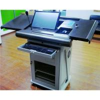 Buy cheap Desk/Multimedia podium/lectern/rostrum/e-podium from wholesalers