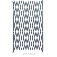 Buy cheap Riveted Expandable Metal Security Gate , Folding Scissor Gates With Bracket 5.5' Open from wholesalers