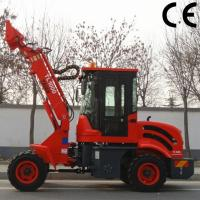 Buy cheap articulated telescopic loader for sale, TL1000 track loaders product