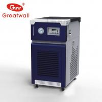 Buy cheap Zhengzhou Greatwall -10C 10L Recirculating Chiller DL10-1000G with High Pressure Pump from wholesalers
