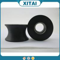 Buy cheap High Quality Factory Supplied Polyurethane Material 95 Shore A polyurethane grooved wheel from wholesalers
