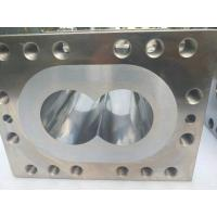Buy cheap ZSK34 Twin Screw Extruder Parts Ni60 Nickel Base Alloy Material High Strength from wholesalers