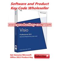 Buy cheap Microsoft Office Product Key Codes For Microsoft Office visio 2013 Professional, PC Download product