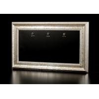 Buy cheap Antique Foiled Silver Finishing Picture Frame with Clips , Decorative Blackboards from wholesalers