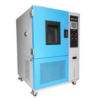 Buy cheap SS Rubber And Plastic Ozone Aging Test Machine AC 380V 3 Phase 4 Lines from wholesalers