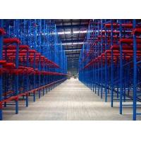 Buy cheap Single Entry Heavy Duty Pallet Rack Powder Coated For Office from wholesalers