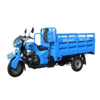 Buy cheap KAVAKI Motor Gasoline 3 Wheel Motorcycle / Cabin Tricycles Motorized Drift Trike For Sale from wholesalers