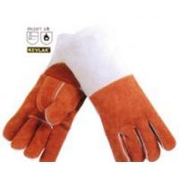 Buy cheap Leather Welding Gloves from wholesalers