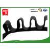 Buy cheap 20mm black Hook and Loop Tape self adhesive hook and loop roll Silk Printing Logo from wholesalers
