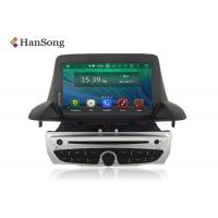 Buy cheap Megane3  Renault DVD Player Full Touch 4G RAM G+G touch panel , Android Car Stero from wholesalers