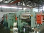 Buy cheap Fabric Rubber PVC Film Conveyor Belt Calender Machinery 360*1120mm from wholesalers