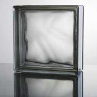 Buy cheap glass block cloudy brown from wholesalers