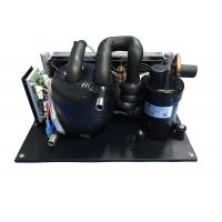 Buy cheap Small Size 12V DC Condensing Unit with Mini Refrigerator Compressor and Coaxial Heat Exchanger for Sale from wholesalers