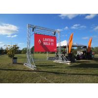 Buy cheap Musical Hiring Used Stage Video Rgb Led Display Board for Concert , Energy saving from wholesalers