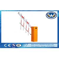 Buy cheap 6 Meters Remote controller Parking Management System Security Barriers And Gates from wholesalers