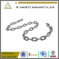 Buy cheap DIN5685 A SHORT LINK CHAIN, DIN763 REEL LINK CHAIN,GALVANIZED CHAIN from wholesalers