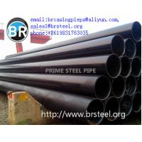 Buy cheap LSAW welded pipe,stainless steel pipe welded machine,spiral welded steel pipe,API 5L anti-rust black painting  lsaw pipe from wholesalers