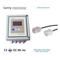 Buy cheap Fixed Doppler Ultrasonic Flowmeter DF6100-EC from wholesalers
